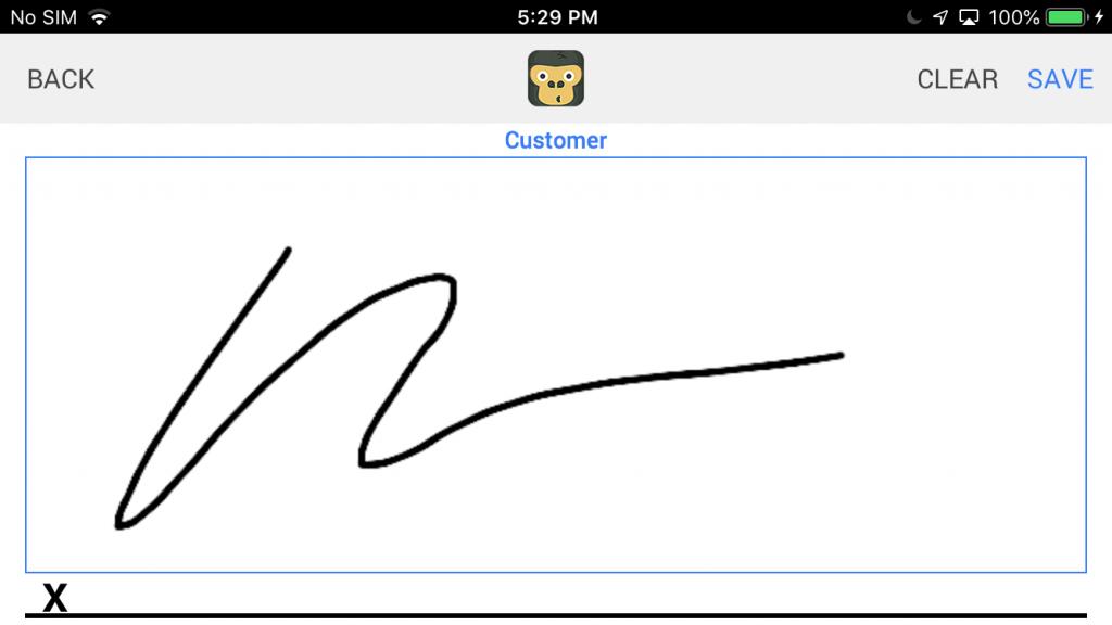E-signature On Mobile Devices