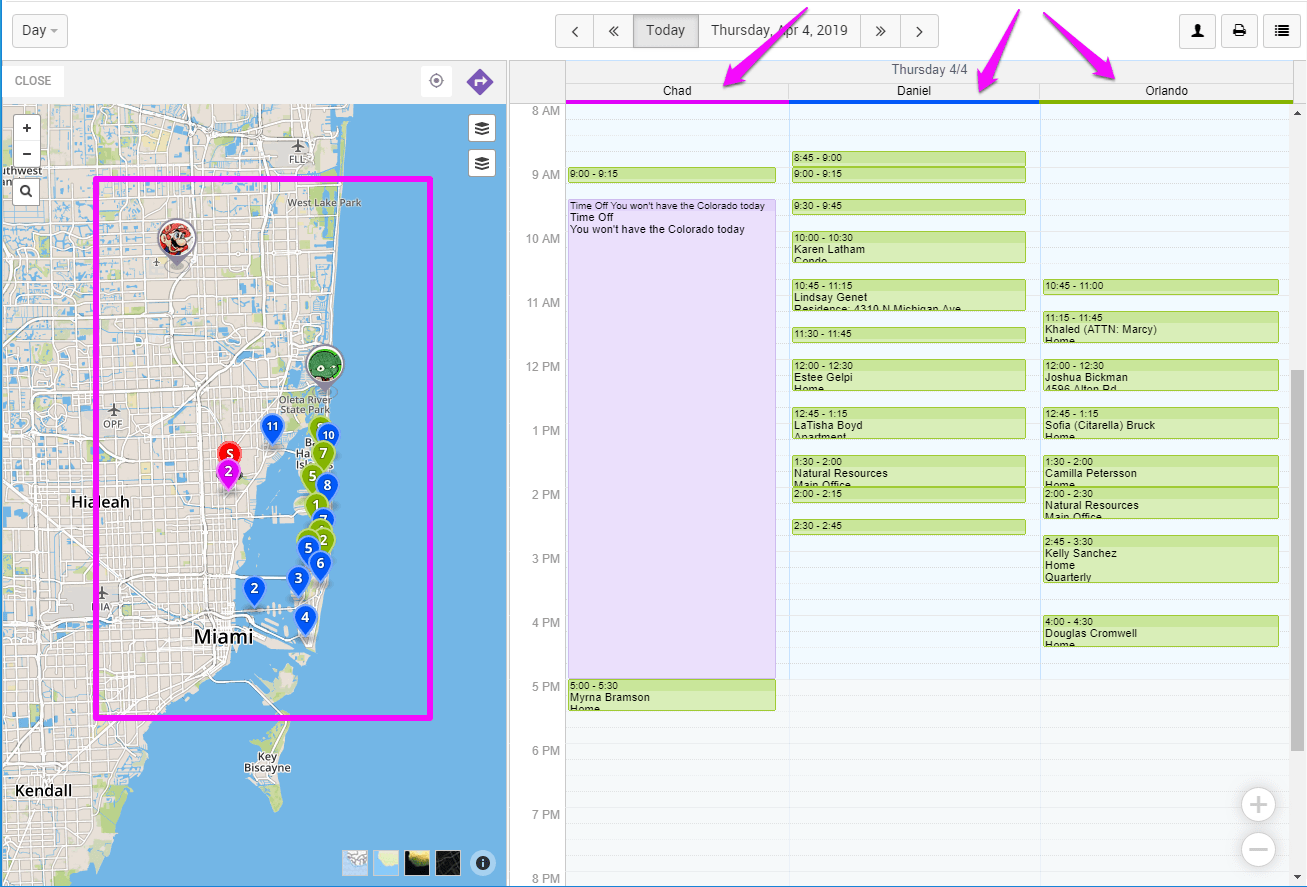GPS Tracking Software for Pest Control Companies