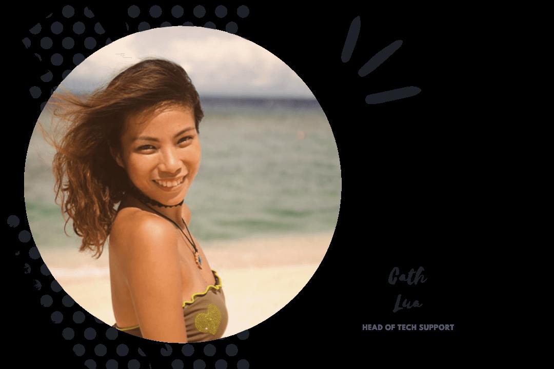 Cath Lua-Head og tech support- GorillaDesk
