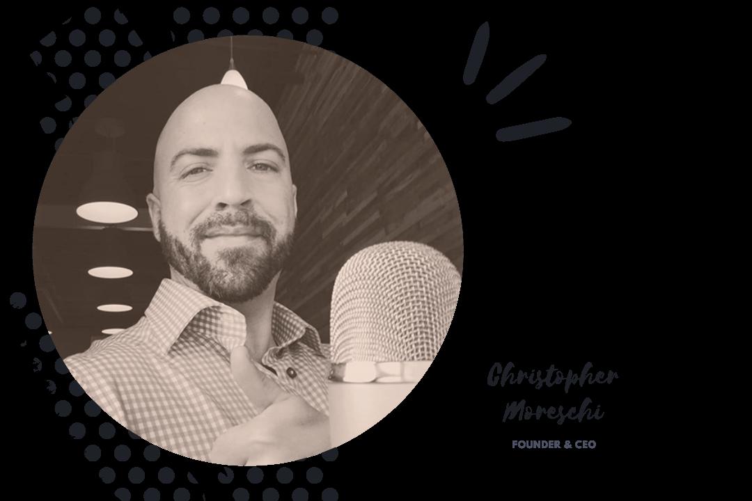 Chris Moreschi - Founder, GorillaDesk