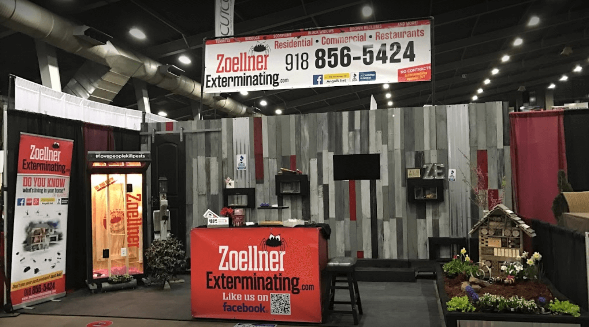 Zoellner Exterminating - Pest Control Success Story