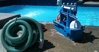 Start pool service business